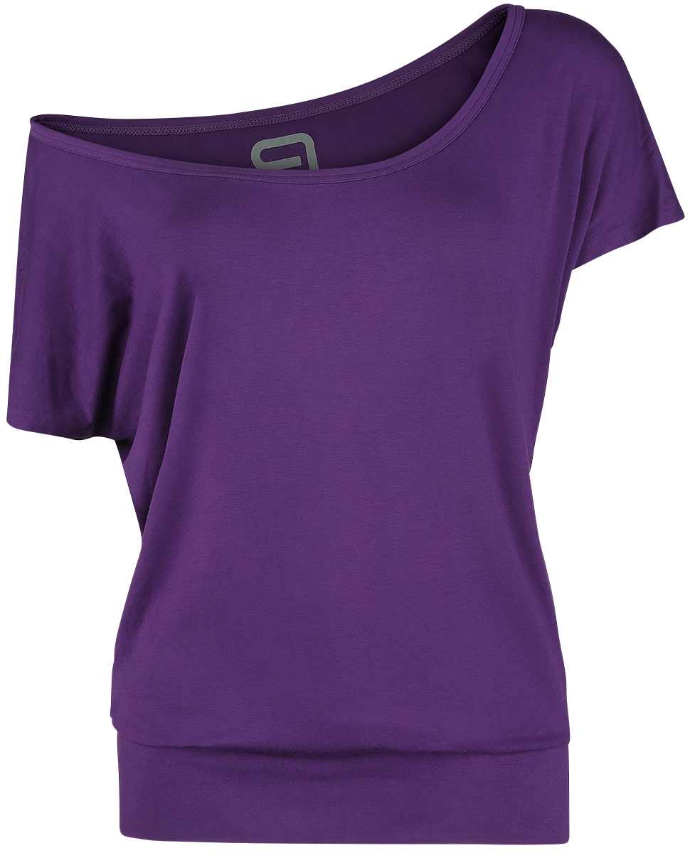 RED by EMP - Can You Read My Mind - Girls shirt - lilac image