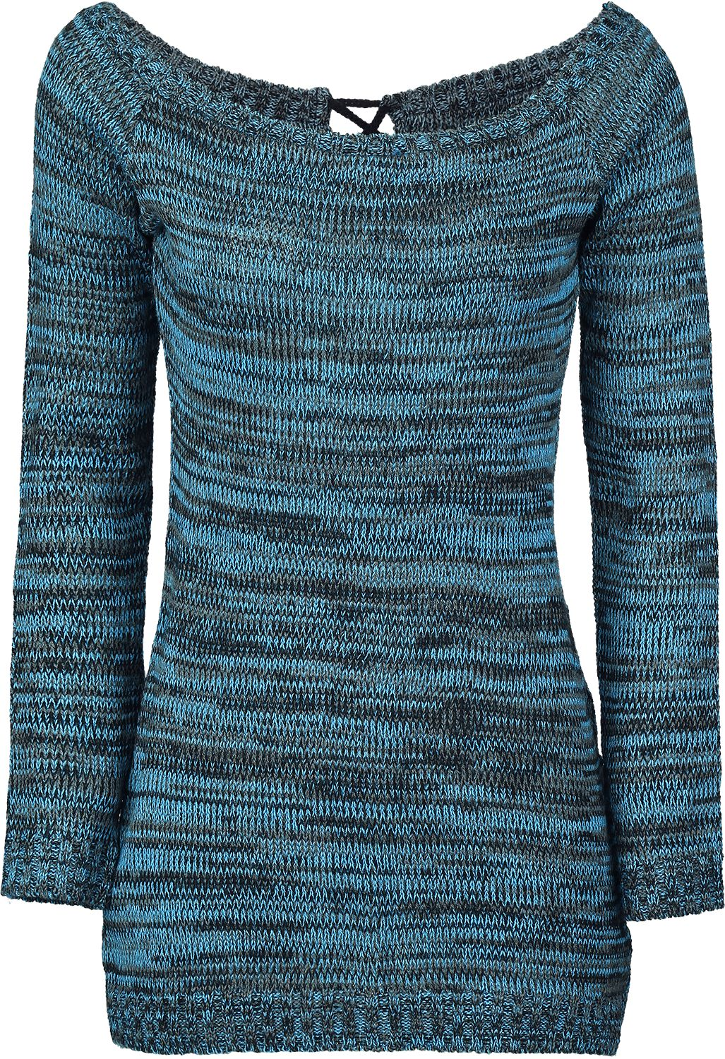 Image of Innocent Hena Pullover donna turchese