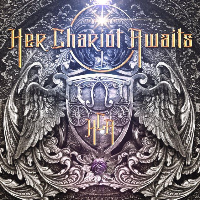 Her Chariot Awaits Her Chariot Awaits CD multicolor FRCD 1030