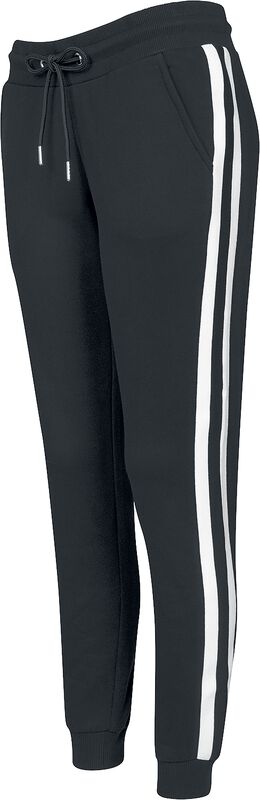 Ladies College Contrast Sweatpants