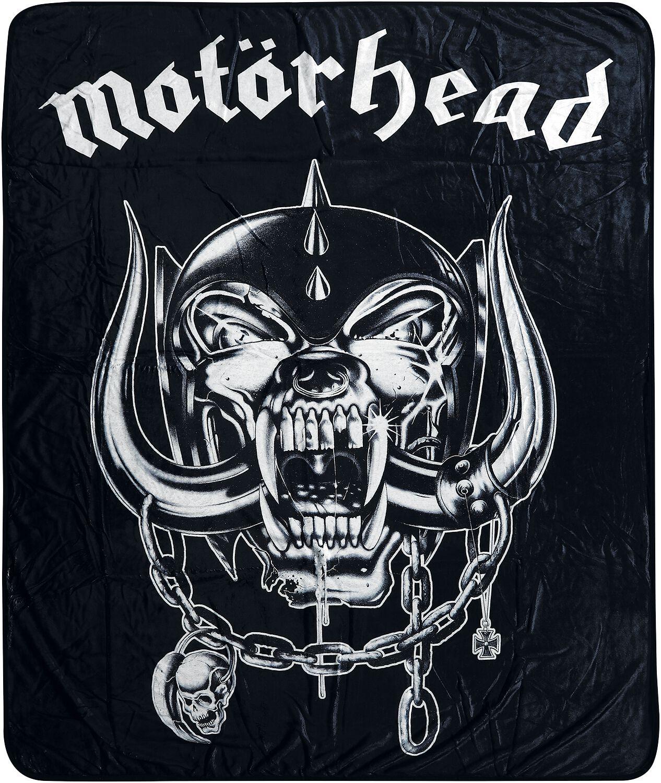 Motörhead Motörhead Logo  Decke  schwarz