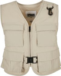 Ladies Short Tactical Vest
