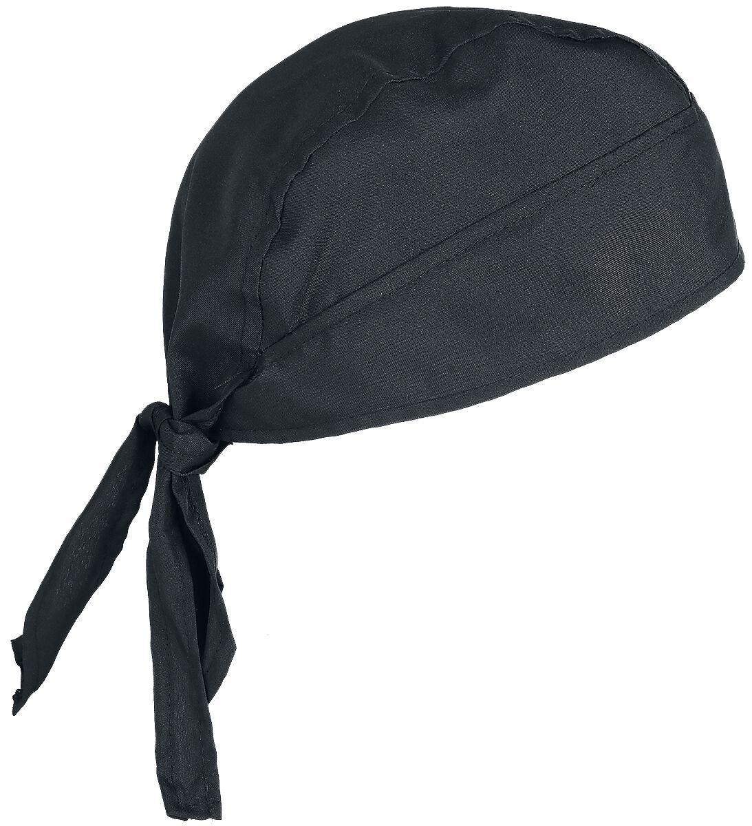 Image of Black Premium by EMP Bandana schwarz