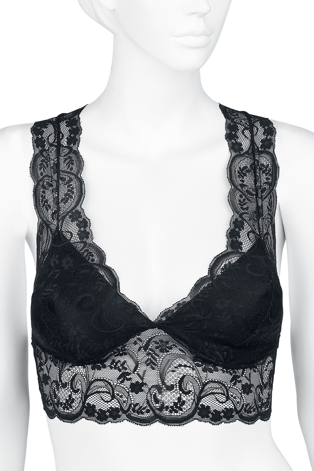 Image of Black Premium by EMP You Could Be Mine Bustier schwarz