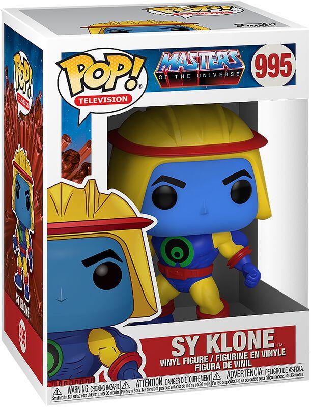 Sy Klone Vinyl Figur 995
