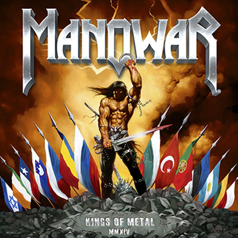 Kings of Metal MMXIV (Silver Edition)