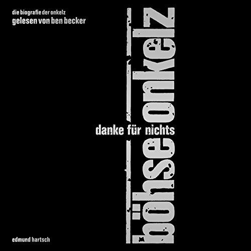 Image of Böhse Onkelz Danke für nichts - Das Hörbuch 11-CD Standard