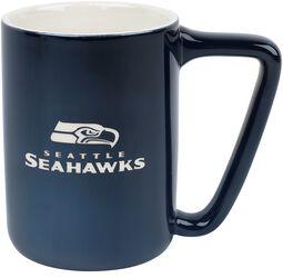 Seattle Seahawks - Laser Logo Tasse