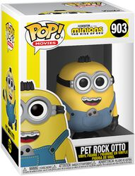 2 - Pet Rock Otto Vinyl Figur 903