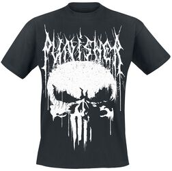 Black Metal Skull