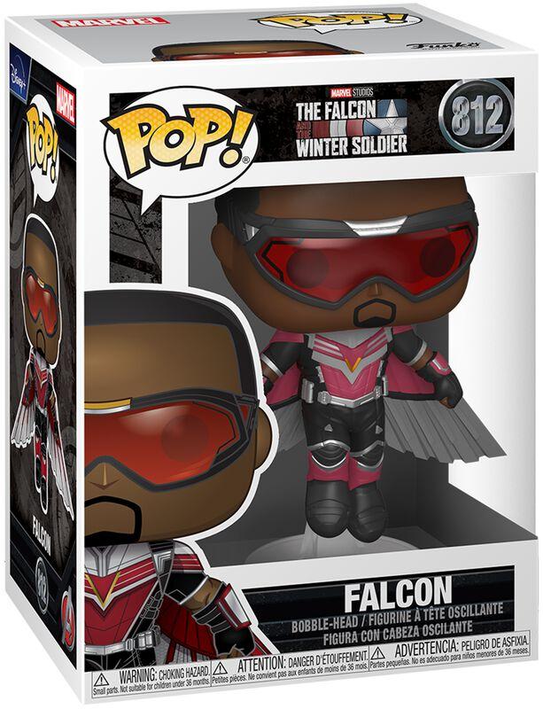 Falcon Flying Vinyl Figur 812