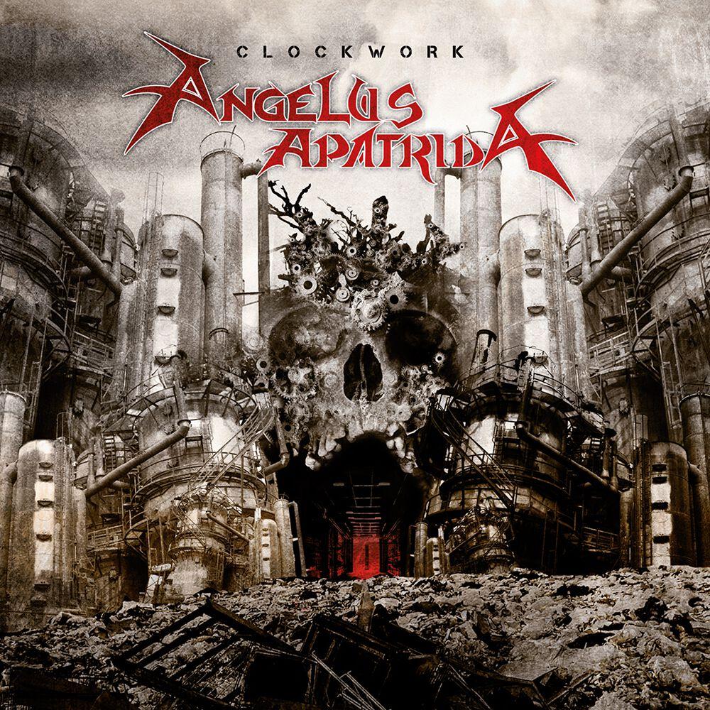 Image of Angelus Apatrida Clockwork CD Standard