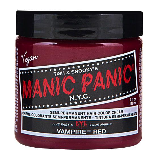 Manic Panic Vampire Red - Classic  Haar-Farben  rot
