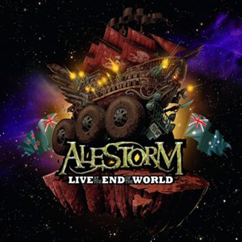 Alestorm  Live at the end of the world  DVD & CD  Standard