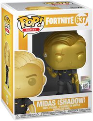 Midas (Shadow) (Metallic) Vinyl Figur 637