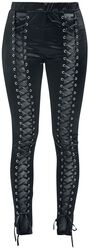 Extreme Lace Up Legging
