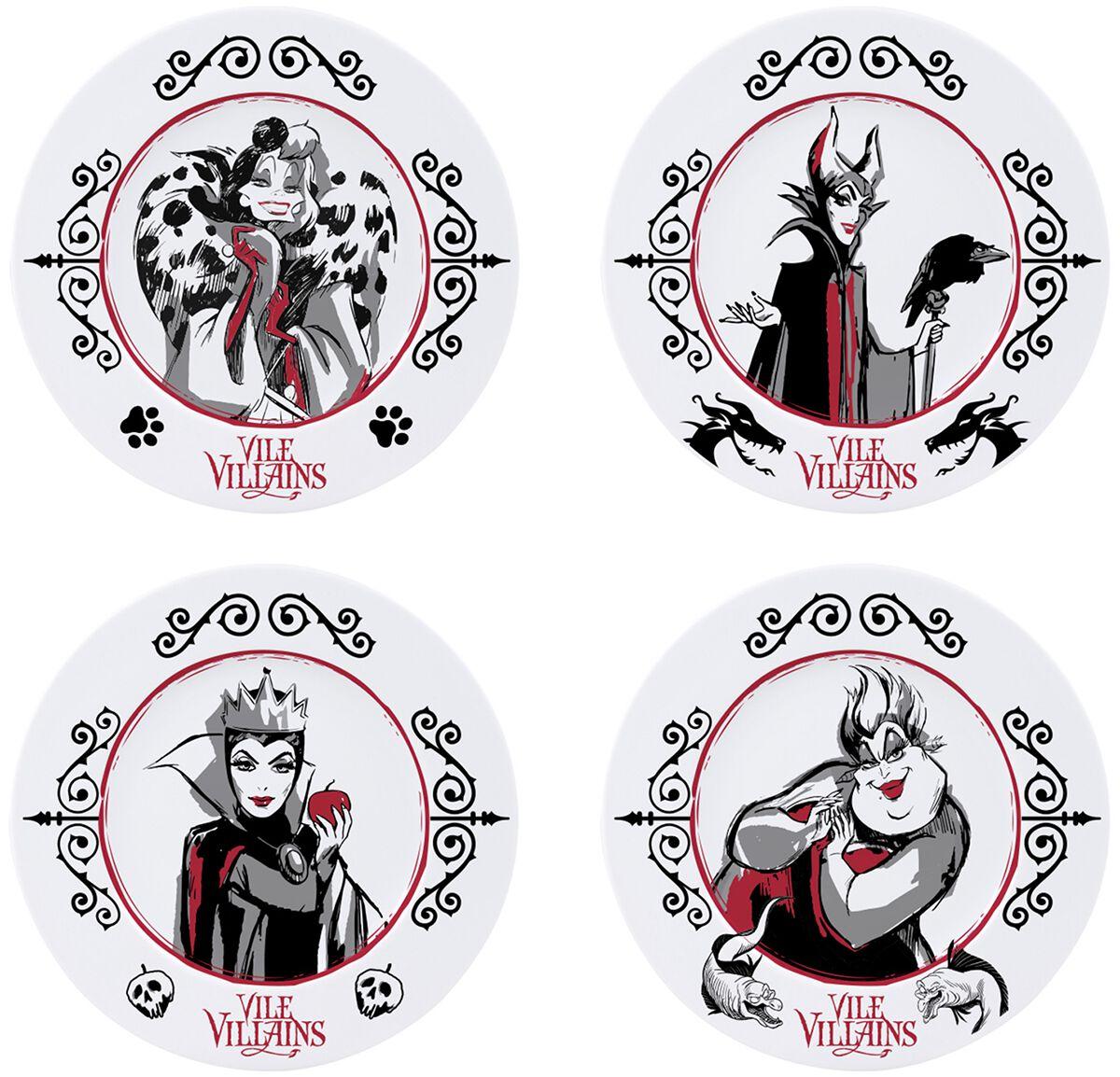 Disney Villains Tellerset Teller multicolor ABYTAB014