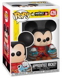Mickey's 90th Anniversary - Apprentice Mickey Vinyl Figure 426