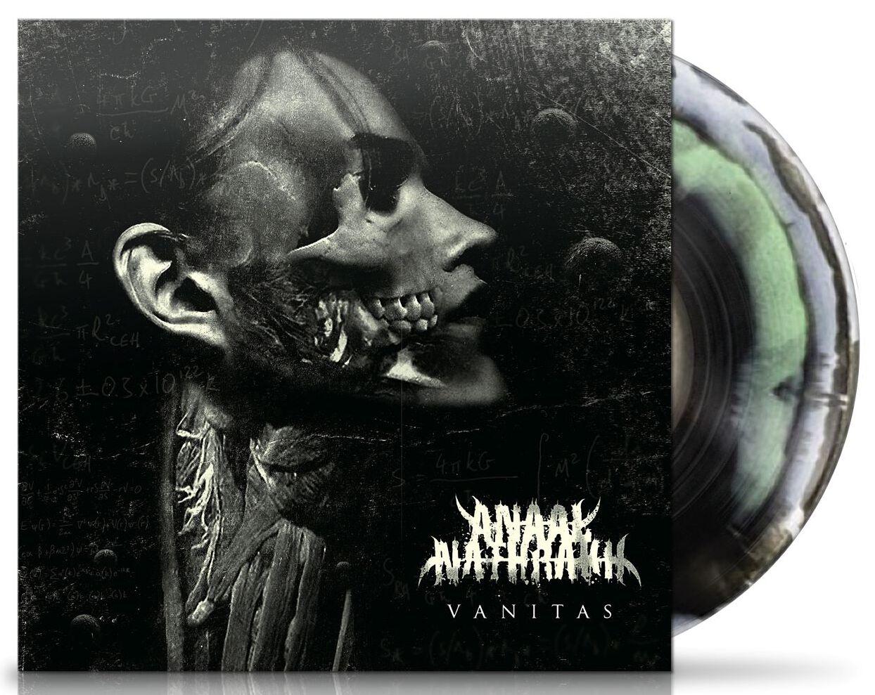 Image of Anaal Nathrakh Vanitas LP marmoriert