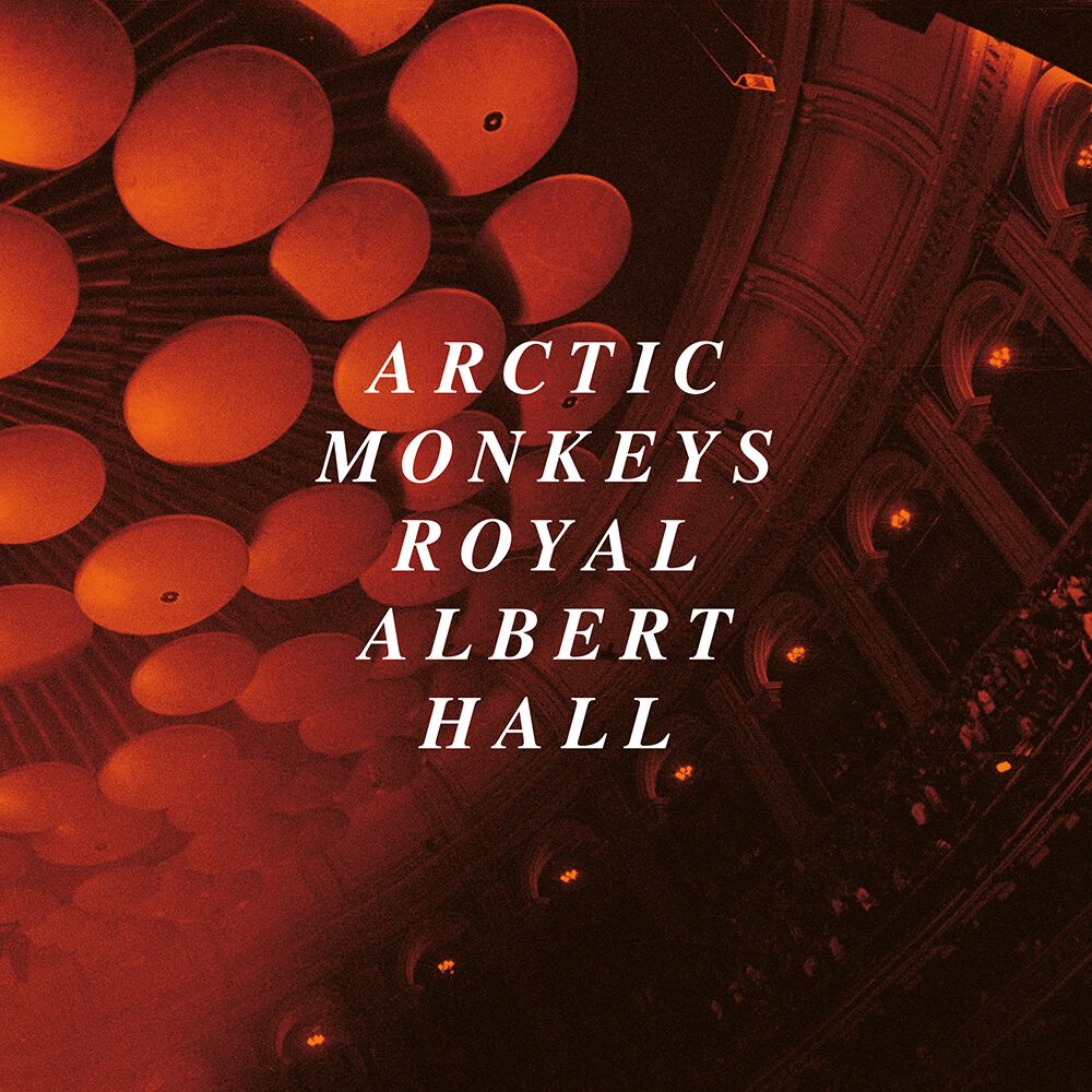 Image of Arctic Monkeys Live at the Royal Albert Hall 2-CD Standard