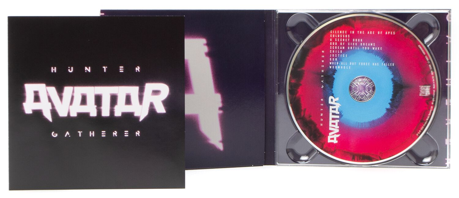 Image of Avatar Hunter gatherer CD Standard