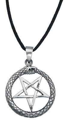 Schlangen-Pentagramm