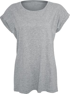 Ladies Extended Shoulder Tee