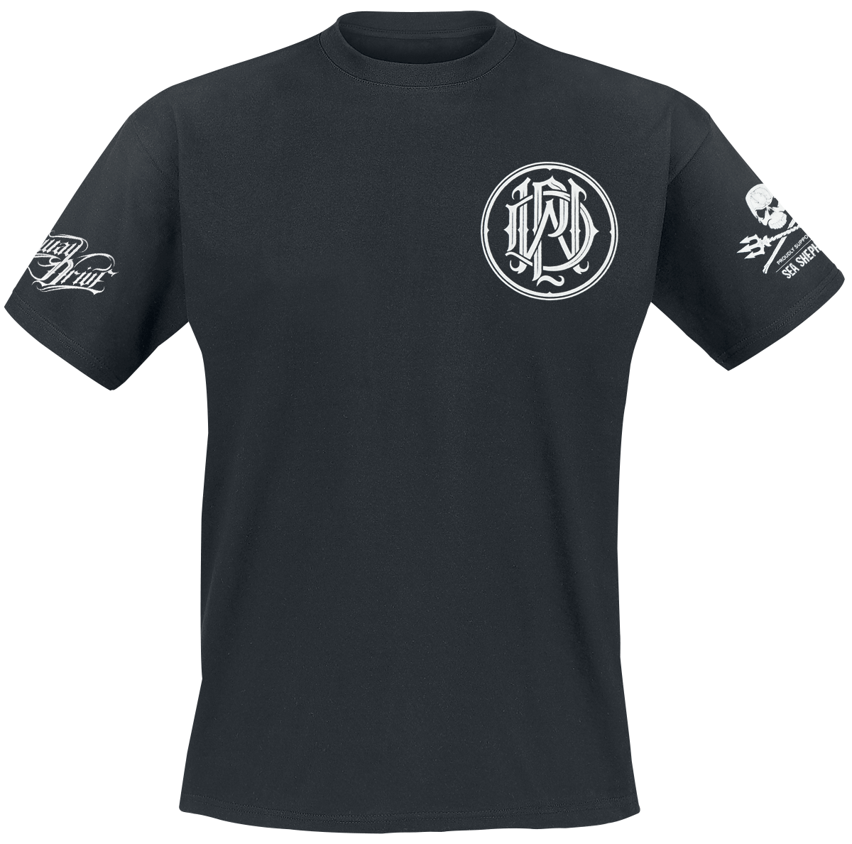 Parkway Drive - Sea Shepherd Cooperation - How Will You Justify - T-Shirt - black image