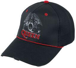 Lineart Crest - Trucker Cap