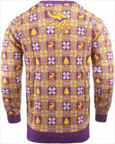 Minnesota Vikings Crew Neck Sweater