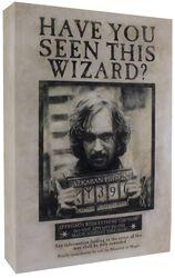 Sirius Wanted Luminart