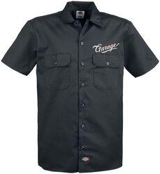 Dallas Texas Dickies Workerhemd