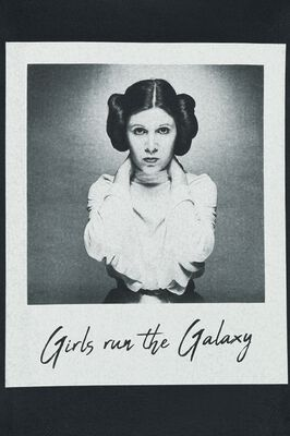 Leia - Girls Run The Galaxy
