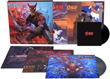 A decade of Dio 1983-1993