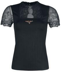 Heidi Lace Shirt