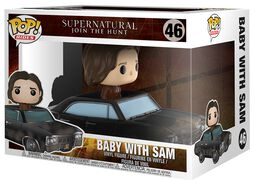 Baby with Sam (Chase Edition möglich) Vinyl Figure 46
