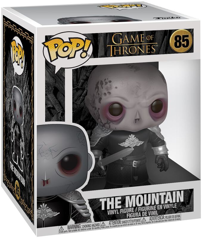 The Mountain (Oversize) Vinyl Figure 85