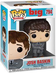 Josh Baskin Vinyl Figure 794
