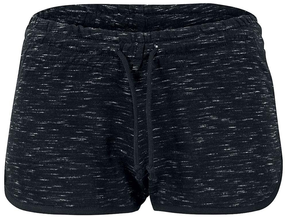 Ladies Space Dye Hotpants
