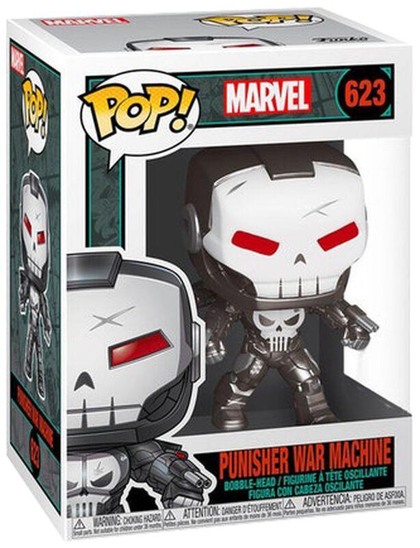 Punisher War Machine Vinyl Figur 623