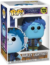 Barley Lightfoot Vinyl Figur 722
