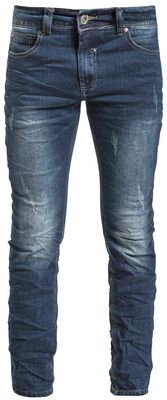Carlo Dark Blue Denim