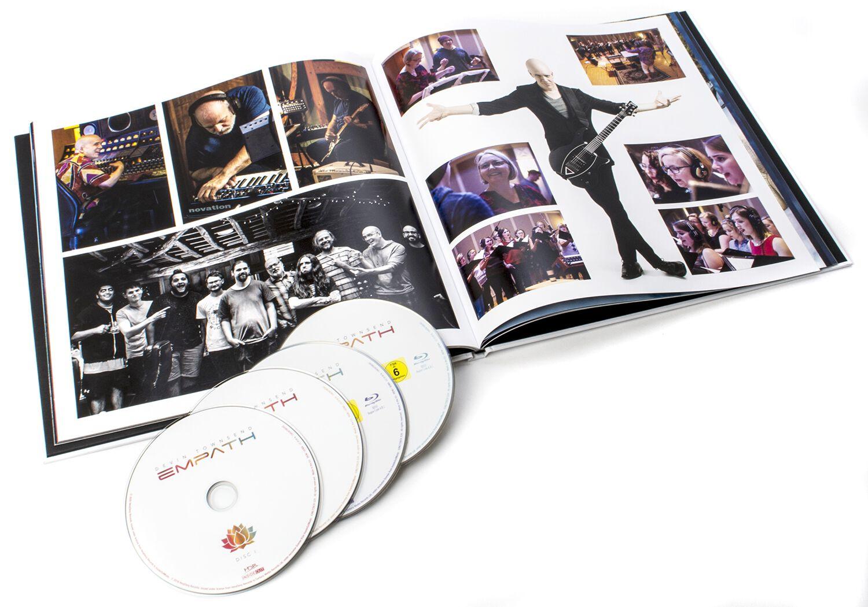 Image of Devin Townsend Empath 2-CD & 2-Blu-ray Standard