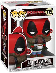 30th Anniversary - Barista Deadpool Vinyl Figur 775