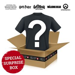 Ein Surprise FAN/Entertainment Shirt unserer Wahl