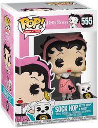 Sock Hop (Betty Boop and Pudgy) Vinyl Figure 555