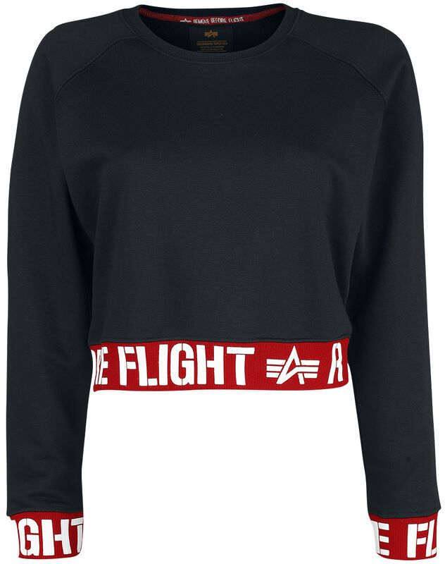 RBF Cropped Sweater