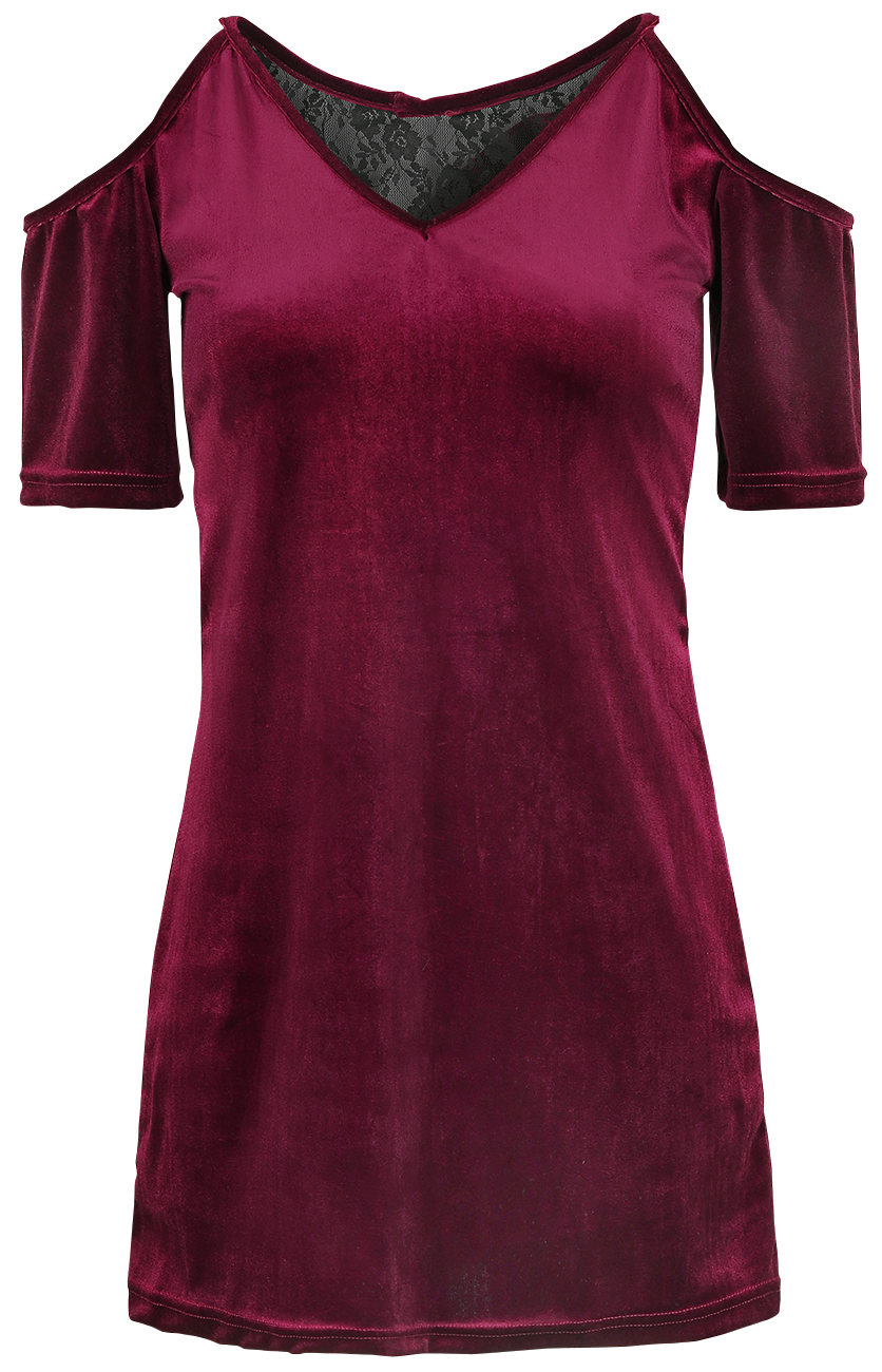 Gothicana by EMP -  - Girls shirt - burgundy image