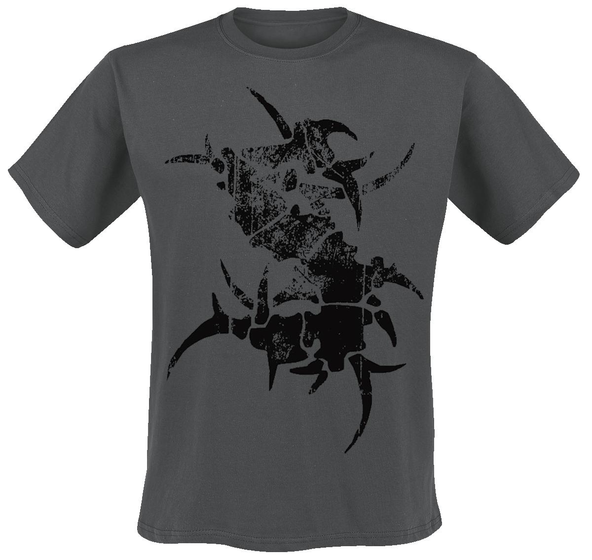 Sepultura - Logo - T-Shirt - charcoal image