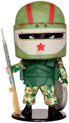 Siege - Six Collection - Tachanka Chibi Figur